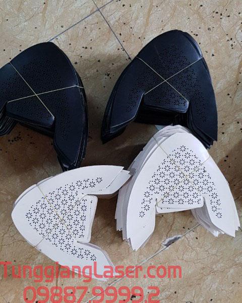 Cắt laser giày da tại hà nội giá siêu rẻ
